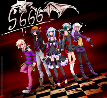 S666 Cover by Tenshi-MiharU