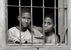Behind Bars by Talkingdrum