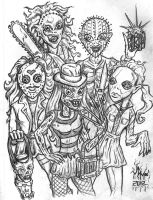 Monster High: The Next Generation! by jdmacleod
