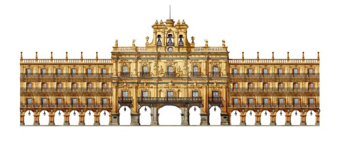 Salamanca City Hall by javieralcalde