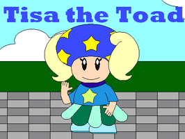 Tisa the Toad by LuigiStar445