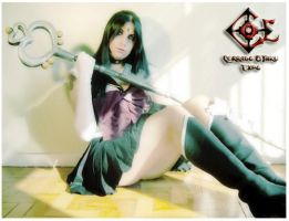 Lyriel - Sailor Pluto by MattouKa3
