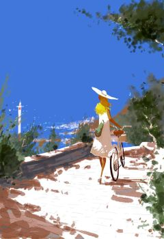 THAT summer. by PascalCampion