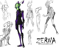 Sona Design--Industrial Outfit by Zerna