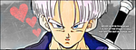 Future Trunks Facebook Cover by MegaBabe