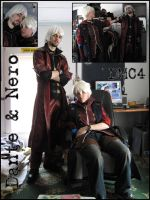 Cosplay :: Dante 'n Nero by Nanuka