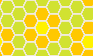 Honeycomb-220 (Daisy Chain 6) by Trapped-Echoes