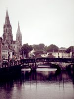 Grey days, Cork by Terexuti