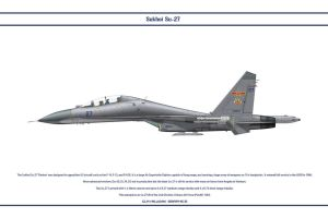 Su-27 China 5 by WS-Clave