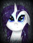 Wet Mane Rarity by Cre8iveWing