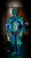 Imperal Sea Dragon Armor by Azmal
