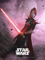 Sith Warrior II by Shadzior
