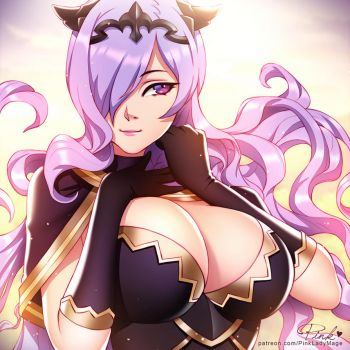 Camilla by PinkLadyMage