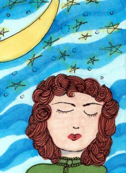 Dreamer (ATC) by Bloody-Lady-of-Csejt