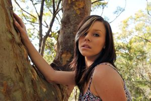 Lauren - tree touch by wildplaces