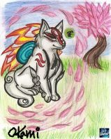 Okami fun contest by jayfoxfire