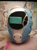 Digivice Plush by stevoluvmunchkin