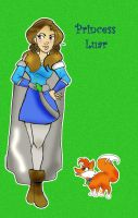 Disney Princess Luar by TRALLT