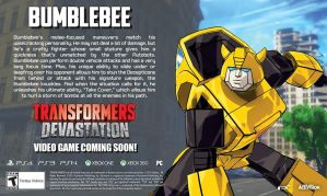 Transformers Devastation - Bumblebee by 4894938