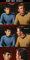 Star Trek - Eyesex by InnocentRedShirt