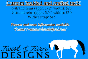 Twist And Turn Ad (With Custom Vector) by InspiringWolves