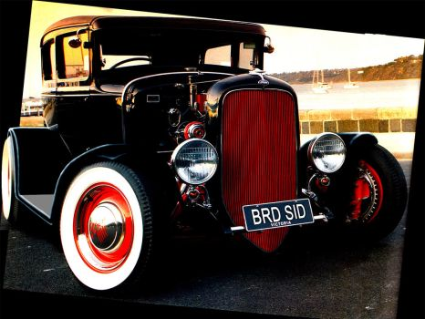 Hot Rod by TheRealHabib