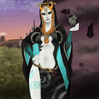 The Legend of Midna by Meeshell-Art