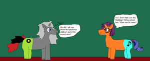 Scootaloo and Silver spoon's musical change pt.10 by thetrans4master