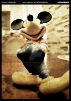 Mickey Mouse by redsoul90