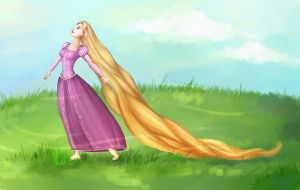 Rapunzel by TanyaGreece