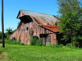 Barns of Southern Indiana by uncledave