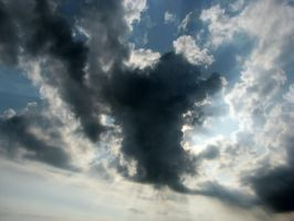 Clouds Stock II by SingularStock