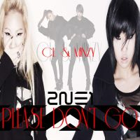 CL and Minzy - Please Don't Go by AHRACOOL