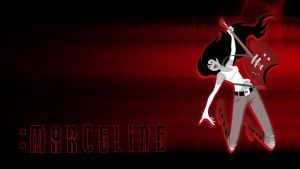 Marceline Wallpaper by Alexandra-Auditore