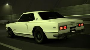 Nissan Skyline HT 2000GT-R (Gran Turismo 6) by Vertualissimo