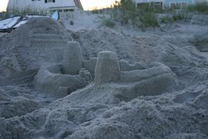 Sand Castle 0006 by poeticthnkr