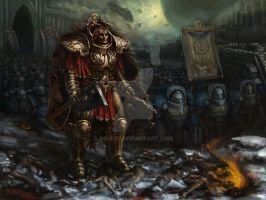 World eaters by Inkary