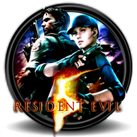 Resident Evil 5 Case icon By Myselph by bymyselph