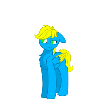 Confused Blues by DatGurlSwag