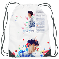 white PCY balo by MeiCures