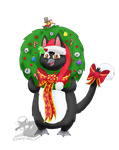 Meowy Christmas! by Sound-of-Heaven