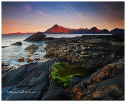 Black Cuillins by Dee-T
