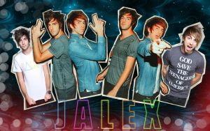 Jalex by lovemedicdroid