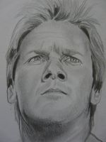 WWE Chris Jericho Y2J by VinceArt