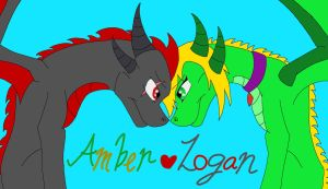 Group Icon - #AmberandLogan-Fans by Cylinder-the-Autobot