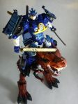 Samurai Soundwave rides again by boojigg3r