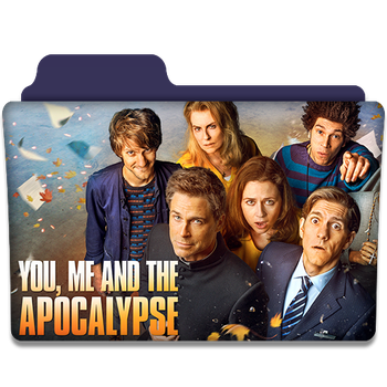 You, Me and the Apocalypse : TV Series Icon v1 by DYIDDO