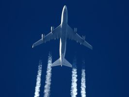Boeing 747 Lufthansa by KILLER289