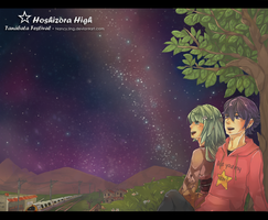 HH - Tanabata Festival by mmochee