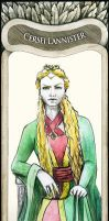 Cersei Lannister - A Song Of Ice And Fire by ETdecora